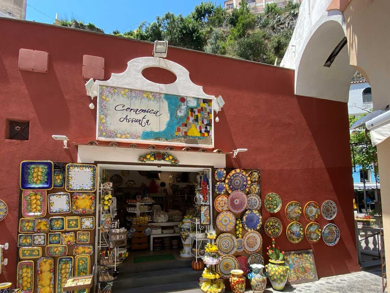 Case History Ceramica Assunta Positano | Seed Media Agency